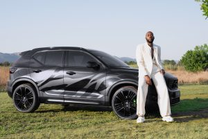 Rich Mnisi and Volvo Car